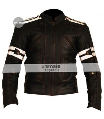 Vulcan Vtz-910 Street Motorcycle Distressed Jacket