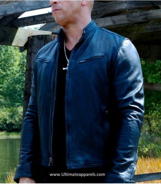 Fast And Furious 7 Vin Diesel (Dominic Toretto) Jacket