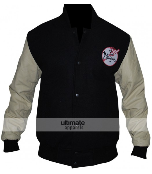 The Natural Knights Robert Redford (Roy Hobbs) Jacket