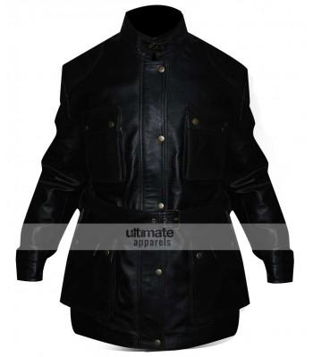 Will Smith I am Legend Leather Jacket