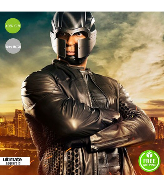 Arrow Season 4 John Diggle David Ramsey Jacket Costume