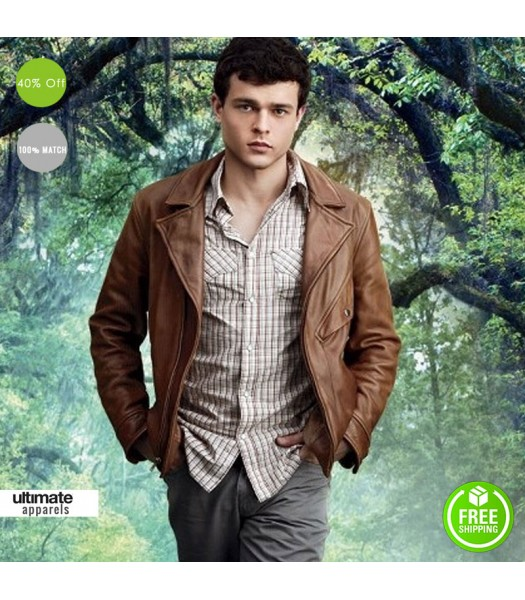 Beautiful Creatures Alden Ehrenreich (Ethan Wate) Jacket