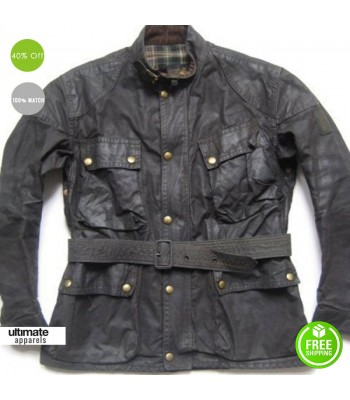Breaking And Entering Jude Law (Will Francis) Jacket