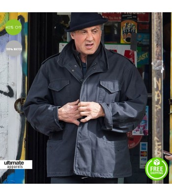 Creed Movie Sylvester Stallone (Rocky Balboa) Jacket