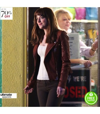 Fifty Shades Of Grey Dakota Johnson (Anastasia Steele) Jacket