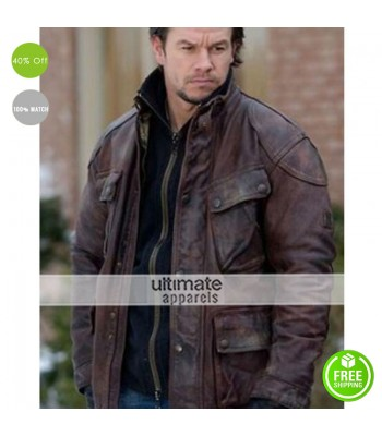 Four Brothers Mark Wahlberg (Bobby Mercer) Jacket