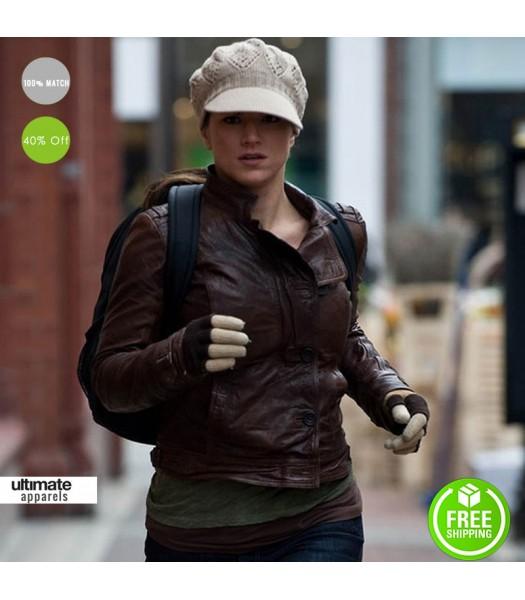 Haywire Gina Carano (Mallory Kane) Women Jacket