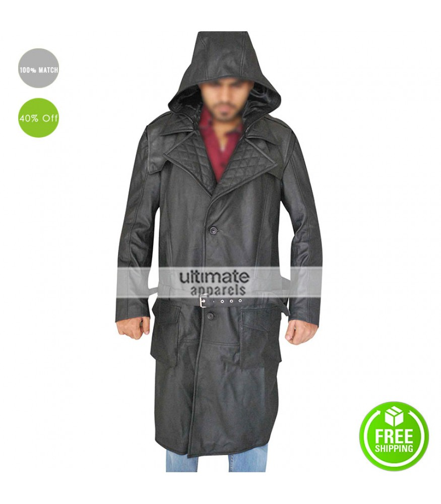 Assassin Creed Syndicate Jacob Frye Coat Costume