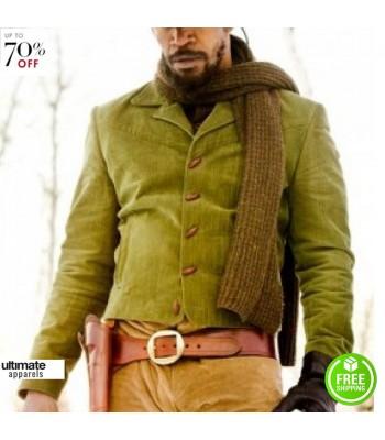Jamie Foxx Django Unchained Jacket Costume