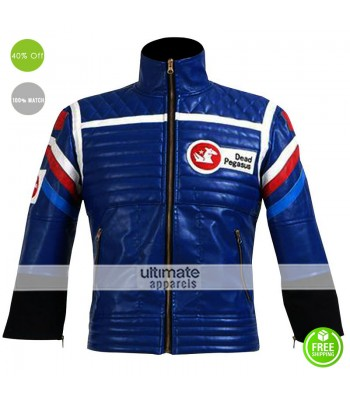 My Chemical Romance Gerard Way (Party Poison) Leather Jacket