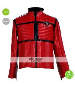 My Chemical Romance Mike Way (Kobra Kid) Leather Jacket