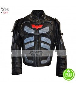 New Batman Dawn Of Justice Metal Style Armour Jacket