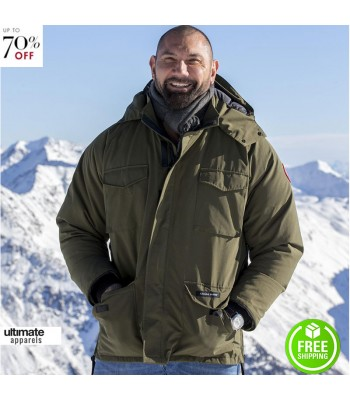 Spectre Dave Bautista (Mr Hinx) Cotton Jacket