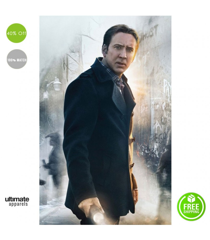 Pay The Ghost Nicolas Cage (Mike Lawford) Jacket