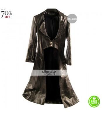 BloodRayne 3 Rayne (Natassia Malthe) Costume Coat