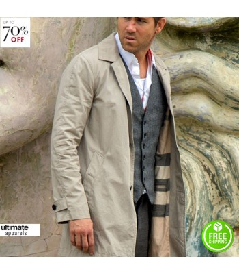 Selfless Ryan Reynolds (Damian) Long Coat