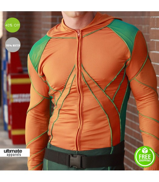 Smallville Alan Ritchson (Aquaman) Costume Jacket
