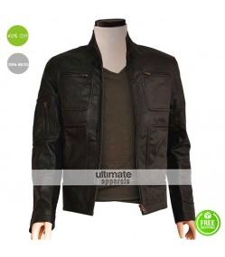 Star Trek 1 James t Kirk Leather Jacket