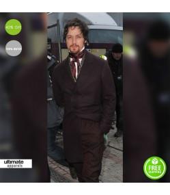 Victor Frankenstein James McAvoy Trench Coat