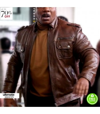 Ving Rhames Mission Impossible Rogue Nation Jacket