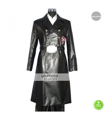 Katekyo Hitman Reborn Xanxus Cosplay Jacket Costume