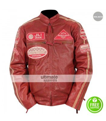 Retro Aviatrix Mens Boys JLI Mode Bikers Jacket