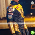 Booster Gold Eric Martsolf Costume Jacket