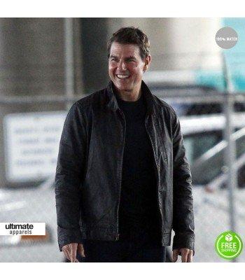 Jack Reacher Never Go Back Tom Cruise Jacket