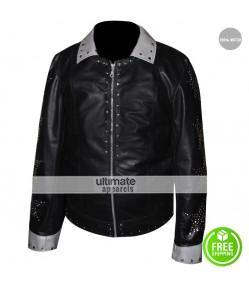 Kiss Starchild Paul Stanley Alive Metal Studs Jacket