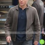 Matt Damon Jason Bourne Jackets