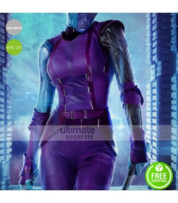 Guardians Of Galaxy 2 Nebula Vest Costume