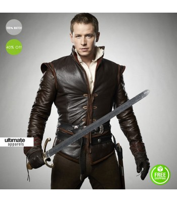 Once Upon A Time Prince Charming (David Nolan) Jacket