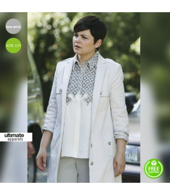 Once Upon A Time Mary Margaret Blanchard White Jacket