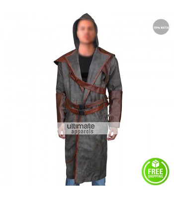 Allanon Shannara Chronicles Manu Bennett Coat