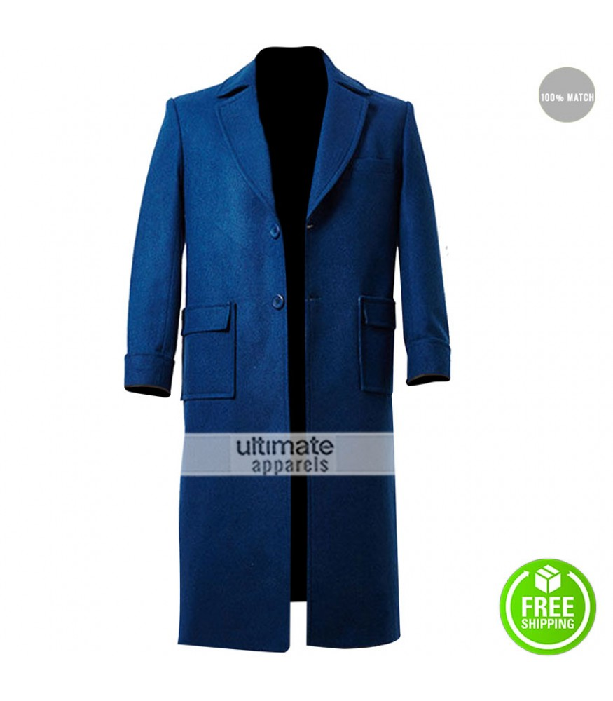 Fantastic Beasts Where to Find Them Newt Scamander Coat