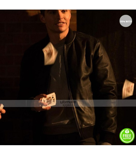 Now You See Me 2 Dave Franco Bomber Jacket