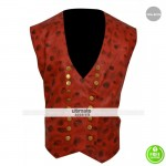 Once Upon A Time Captain Hook Red Vest