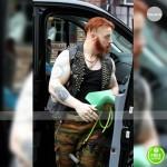 Sheamus TMNT 2 Rocksteady Biker Vest