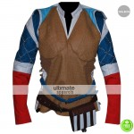 Triss Merigold Witcher 3 Wild Hunt Sorceress Jacket