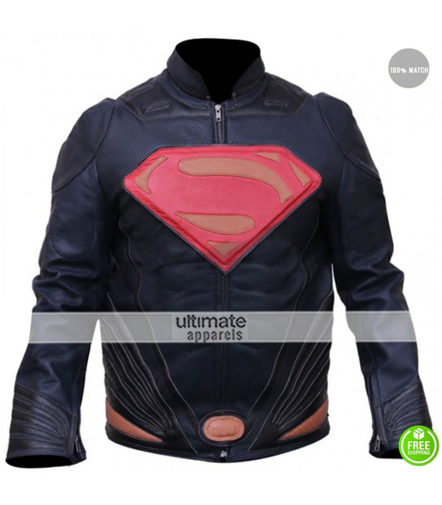 Batman v Superman Henry Cavill Costume Jacket