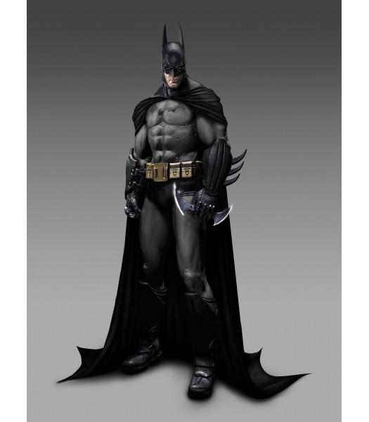 Batman Arkham Knight Batman Leather Jacket