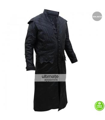 Black Sails S3 Pirate Captain Flint Costume Coat