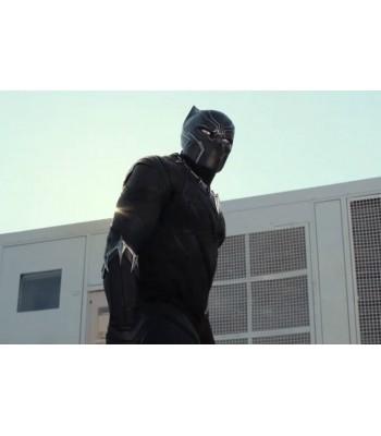 Captain America Civil War Black Panther Costume Jacket