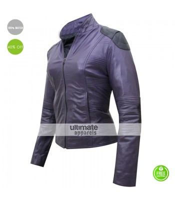 Hit Girl Kick-Ass 2 Chloe Moretz Costume Jacket
