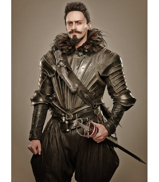 Pan Movie Hugh Jackman (Blackbeard) Costume Jacket