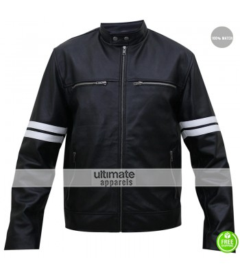 Legendary Paul Walker Tribute Black Jacket