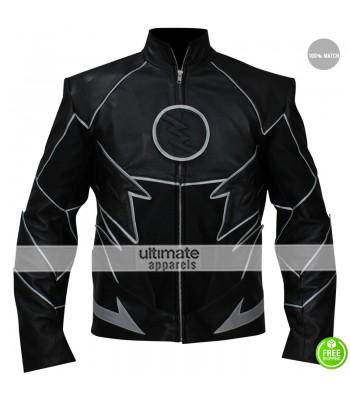 Professor Zoom Jay Garrick (Teddy Sears) Flash Jacket