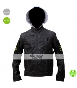 Tom Clancy's The Division Video Game Leather Jacket