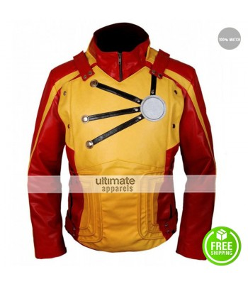 Legends of Tomorrow Franz Drameh (Firestorm) Costume Jacket