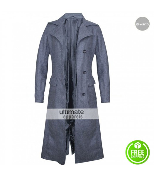 Fantastic Beasts Katherine Waterston (Tina) Goldstein Grey Coat